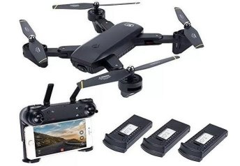 Dron (Quadcopter), plegable, S169, Optical Flow, Camara DUAL